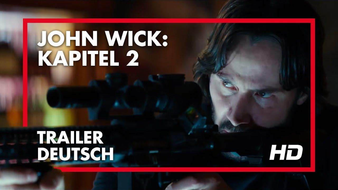 Trailer John Wick Chapter 2 Gamespicede